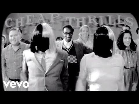 Sia – Cheap Thrills ft. Sean Paul (Lyric Video)