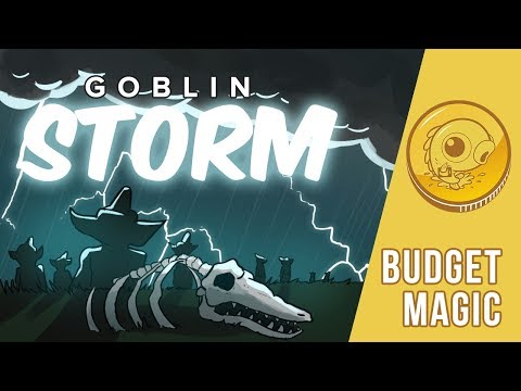 Budget Magic: $57 (8 tix) Goblin Storm (Modern, Magic Online)