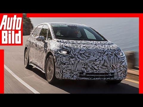 VW I.D. Neo (2019) Erlkönig / erste Fahrt / Test / Review