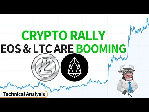 Crypto Rally! EOS & LTC ARE BOOMING – Technical Analysis