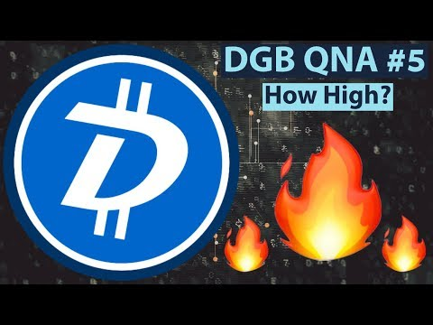 How High Can DigiByte's(DGB) Price Go? (DGB QNA #5)