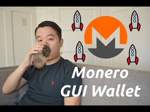 HOW TO: Set Up Monero GUI Wallet! (In Under 6 Min) 🚀
