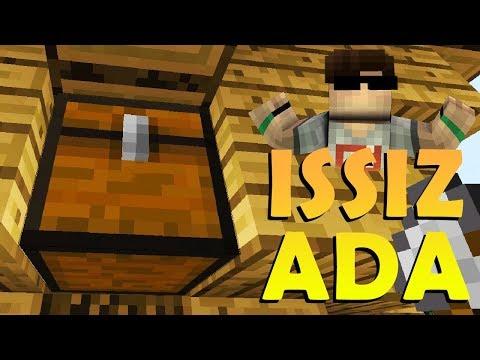 GİZLİ SANDIKLARI BULDUM! – Minecraft: ISSIZ ADA #2