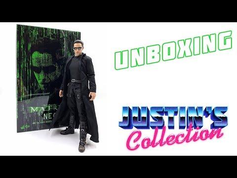 Hot Toys Matrix Neo Unboxing