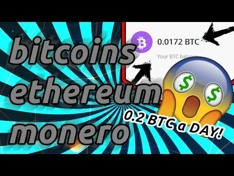 How to mine Ethereum/Monero or BTC in your BROWSER or SMARTPHONE
