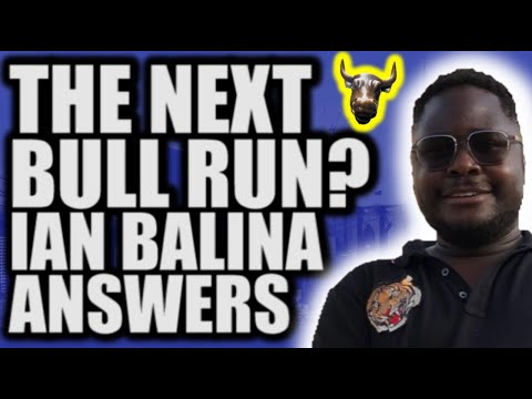 Ian Balina Cryptocurrency AMA: When Will The Next Bull Run Happen?