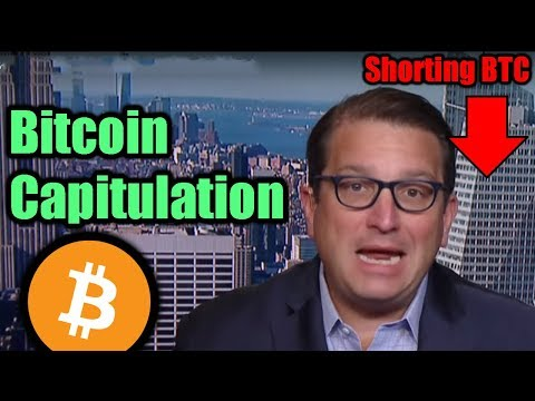 Bitcoin Capitulation – Is the BOTTOM Near? [Bitcoin and Cryptocurrency News]