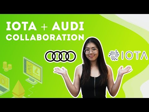 IOTA And Audi Complete Collaboration Project – Results Are Positive