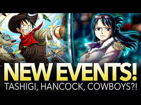 NEW LRR TASHIGI! Neo Boa Hancock! OPTC Cowboys?! (ONE PIECE Treasure Cruise)