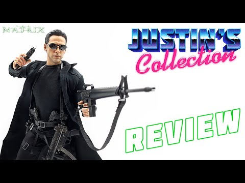 Hot Toys Matrix Neo Review
