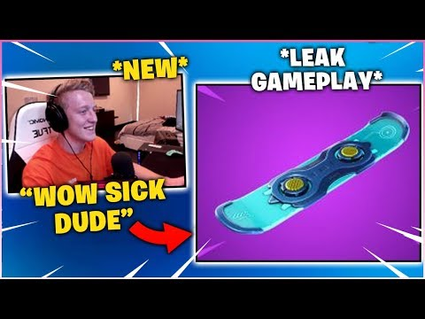 "TFUE Reacts To*BCC TROLLING* ""NEW HOVERBOARD IS INSANE!"""