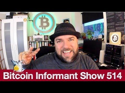 #514 BTC aus dem Weltraum, Wertpapiere gegen Bitcoin handeln & Tether Bankreserven bestätigt