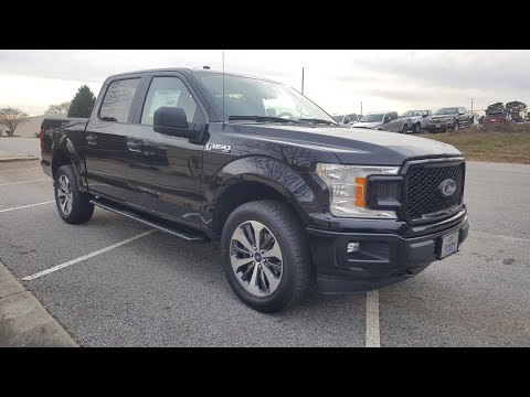 2019 Ford F150 STX – Agate Black – 4×4 – 5.0 V8 – Quick Walkaround