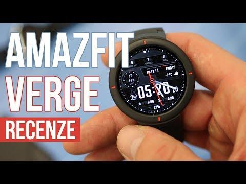Xiaomi Amazfit Verge – [recenze]