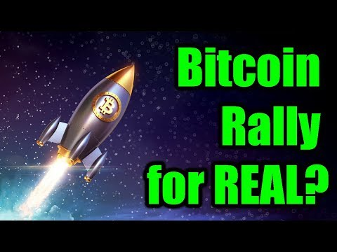 Bitcoin RALLY for Real? – Crypto Market Pumps Up [Bitcoin and Cryptocurrency News]
