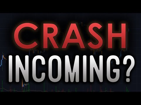 BITCOIN LOOKS POISED TO CRASH: HERE'S WHY – BTC/CRYPTOCURRENCY TRADING ANALYSIS