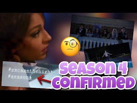 ETN SEASON 4 CONFIRMED?! || Escape the Night Season 4