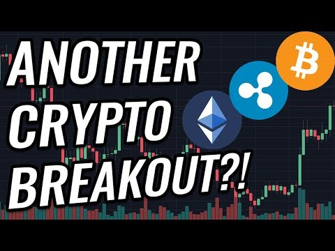 Bitcoin & Crypto Markets Break Out Again! Here's What You NEED To Know! BTC, ETH, XRP & BCH News!