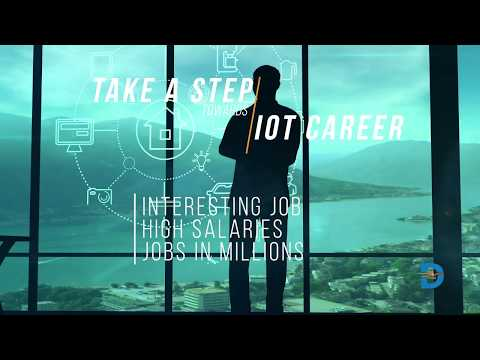 IOT(Internet of Things) Career Opportunities – DataMites Institute