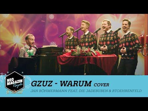 "Jan Böhmermann feat. Jadebuben: Gzuz – ""Warum"" [Cover]  | NEO MAGAZIN ROYALE in Concert – ZDFneo"