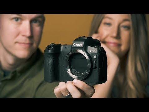 Canon EOS R vs. 5D Mark III — A Wedding & Portrait Photographer's Review