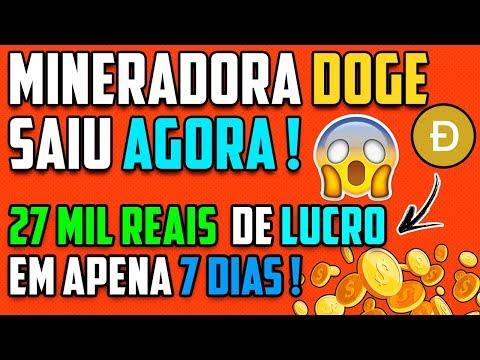 CORRE ! Nova Mineradora Dogecoin MagnusDoge 3 GHS FREE !