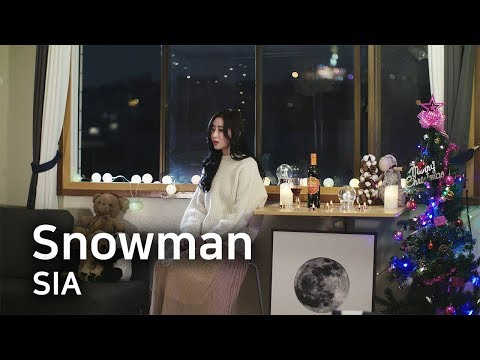 Snowman – Sia [Cover.SisterSOON]