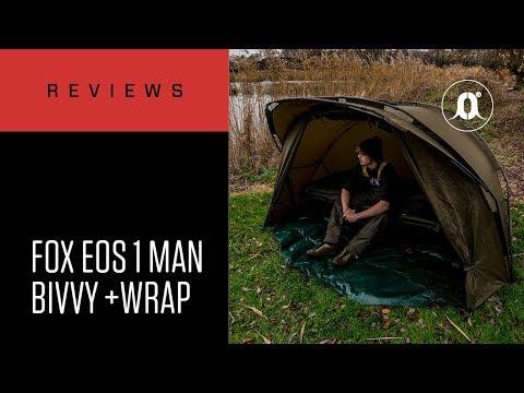 CARPologyTV – Fox EOS 1-Man Bivvy & Wrap Review