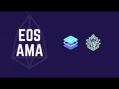 EOS AMA 2: Cypherglass + EOS New York