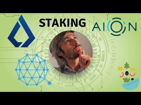 Staking Mode: LISK, AION e QTUM
