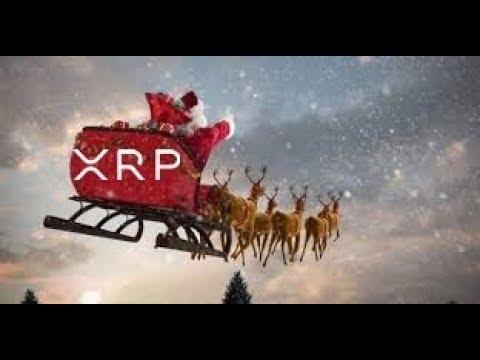 Santa Rally , Ripple XRP & 12 Days Of Coinbase Last Day