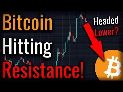 Bitcoin Hitting Resistance! – Cryptocurrency Saved From Securities Law By New Bill?