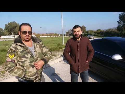 HONDA CİVİC & VW EOS DRAG YARIŞI(acaba kim kazandı!!!) HONDA CİVİC VW EOS DRAG HALF.(wonder who won)