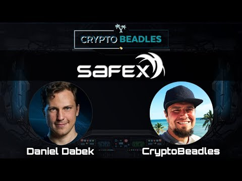 Safex Founder talks crypto, blockchain, timelines on his dex marketplace and more