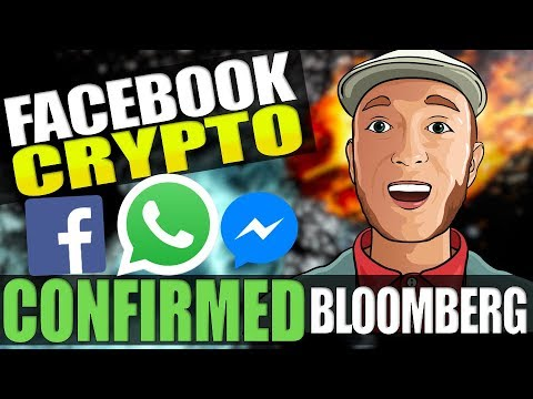 Facebook Creating A Cryptocurrency! 1.5 BILLION People Could Use Facebook Cryptocurrency
