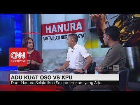 Hanura: Tak Ada Alasan Hukum bagi OSO untuk Mundur