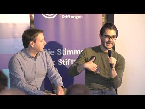 IOTA – Next Philanthropy Breakfast with Dominik Schiener