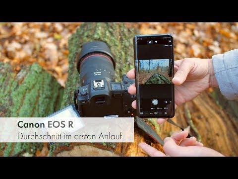 Canon EOS R | Autofokus, Bildqualität, Serienbild, 4K-Video, App & Co. im Test [Deutsch]