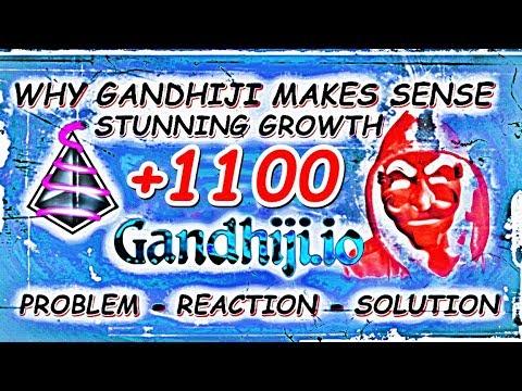 Gandhiji.io DAPP SANTA Cryptocurrency Market Update: 13 Top Ethereum Dapps #crypto #ethereum #dapps