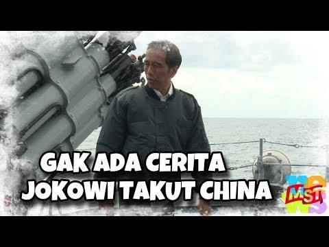 Gak Ada Ceritanya Jokowi Takut China Gara-Gara Hutang!