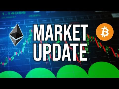 Cryptocurrency Market Update Dec 23rd 2018 – Stocks Crash, Crypto Rallies