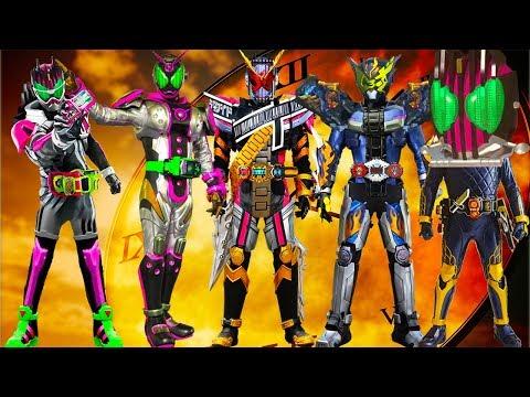 Neo Heisei Kamen Rider All DECADE Legend Form   W – Woz