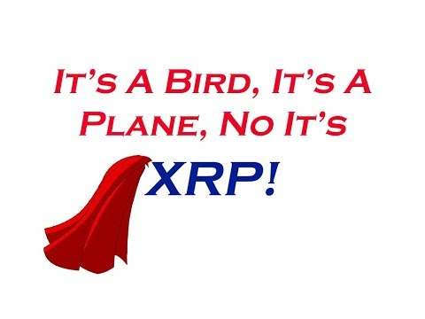 XRP King of Coins: XRP Will Give You Wings! … Or a Cape!