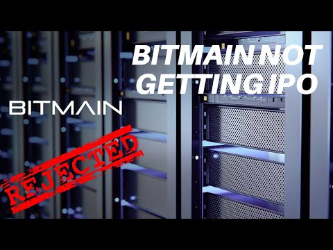 Bitmain Bitcoin mining giant on its death bed! Fired majority of employees and IPO getting rejected!