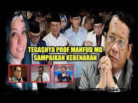 CAMKAN !! Prof Mahfud MD Sebut Tak Ada Celah Menyalahkan Pemerintah Dalam Proses Divestasi Freeport