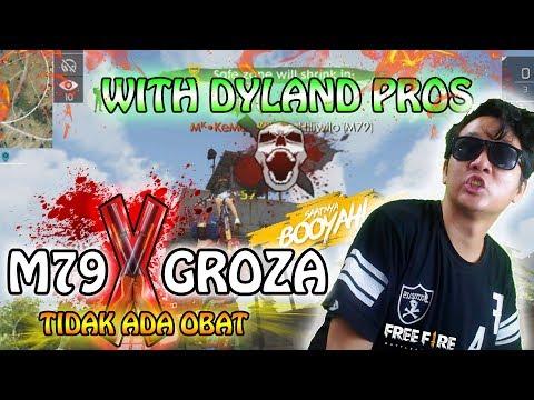 BENER M79 & GROZA GA ADA OBAT WITH DYLAND PROS – GARENA FREE FIRE