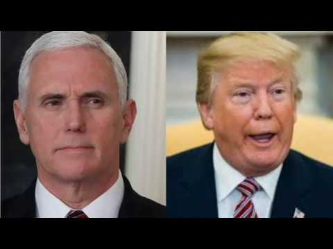 Mike Pence Is On The Verge Of Backstabbing Trump