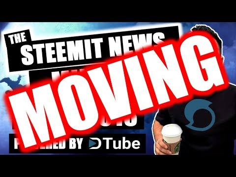Steemit & Crypto Content Moving to New Channel, Please Subscribe!