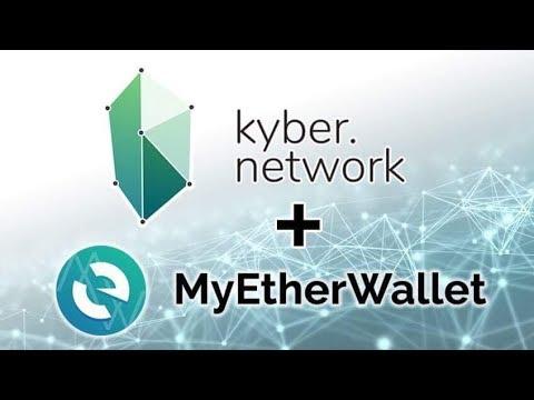 Kyber Network – MyEtherWallet Integration & Future Roadmap