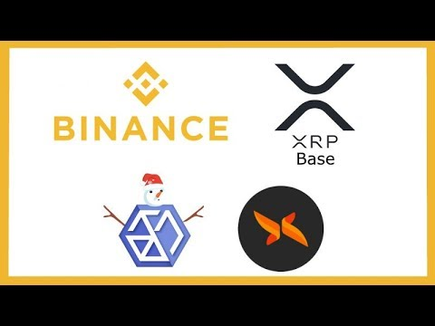 Binance Adds XRP as a Base Currency with TRX/XZC Pairs – CoinDCX & BTCEXA Add XRP Base